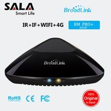 Thông minh Broadlink RM PRO + RM33 Thông Minh Điều Khiển từ xa Nhà Thông Minh Tự Động Hóa Trung Tâm Điều Khiển Wifi + IR + RF Cho IOS Điện Thoại Android