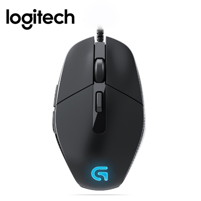 Aliexpress com : Buy Logitech G302 Premier PUBG CS GO Gaming Souris Filaire  Optique 4000 dpi led usb Lumieres Ordinateur Gamer Souris pour pc Port