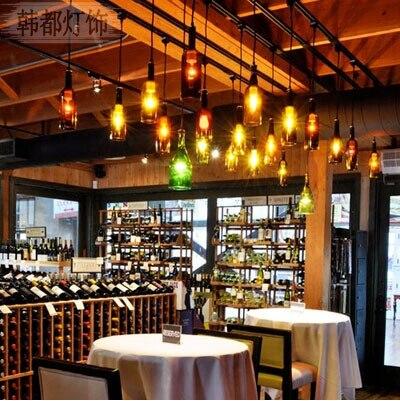 Freies Verschiffen Retro Wohnzimmer Kronleuchter Lampe Kreative Bar Markt Mediterranes Restaurant Cafe Nordic Lam
