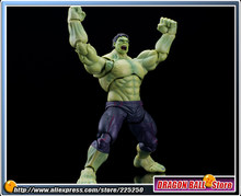 100% Original BANDAI Tamashii Nations SHF S. H. Figuarts Action Figure-Hulk(China)