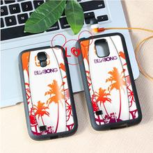 Billabong Surfboards Sunset Surf fashion cover case for samsung galaxy S3 S4 S5 S6 S7 NOTE 2 NOTE 3 NOTE 4 #A9288