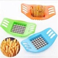 Machine créative de découpe de Bar à Pommes de terre, coupe Pommes Frites, accessoires de cuisine, 200 pièces/lot 1