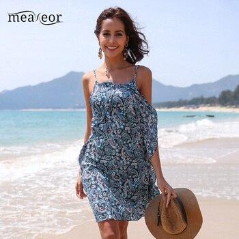 Vestido casual playa
