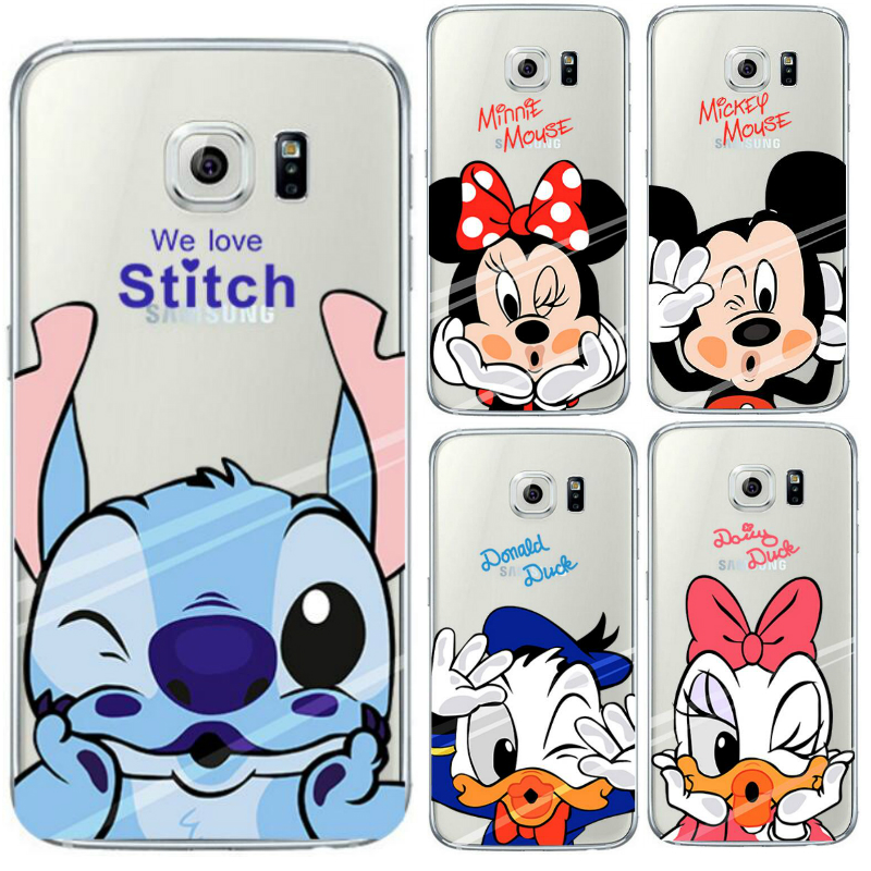Popular Coque Samsung Galaxy S6 Edge Mickey-Buy Cheap