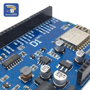 Image 2 - ESP 12F 12E WeMos D1 WiFi UNO Based ESP8266 shield For Arduino R3 Development board Compatible IDE