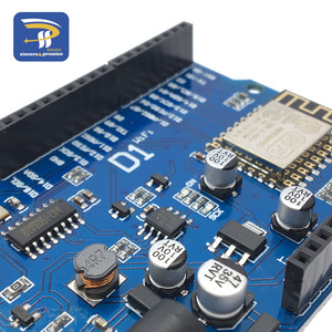 Image 2 - ESP 12F 12E WeMos D1 WiFi UNO أساس ESP8266 درع ل Arduino R3 مجلس التنمية متوافقة IDE