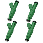 4PCS/LOT 0280155968 Car Fuel Injector 42lb EV1 For Chevrolet Pontiac TBI LT1 LS1 440cc For BMW Auto Accessories