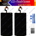 5.5inch 100% Original Oukitel k10000 LCD Display + Touch Screen  Assembly For oukitel k10000+tools