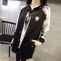 EXO KPOP Baseball Jacket Long-sleeved 2016 k-pop exo early autumn students should aid baseball uniform EXO Clothing