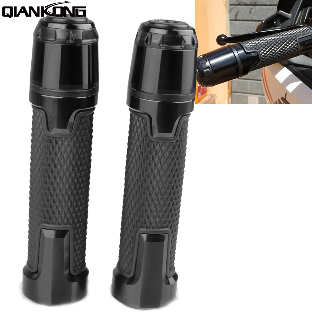 For Yamaha BMW F800GS AdventuRe F800GT F800R F800S F800ST 7 8 quot Universal Motorcycle Handle Handlebar Hand Bar Grip hand grips in Covers amp Ornamental Mouldings from Automobiles amp Motorcycles