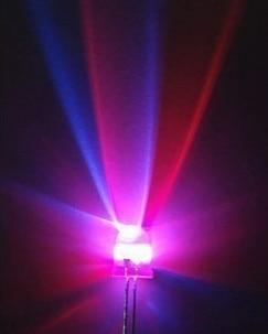 3mm 5mm Strobe Blinking White Yellow Red Blue Green Alternately Flash LED Diodes