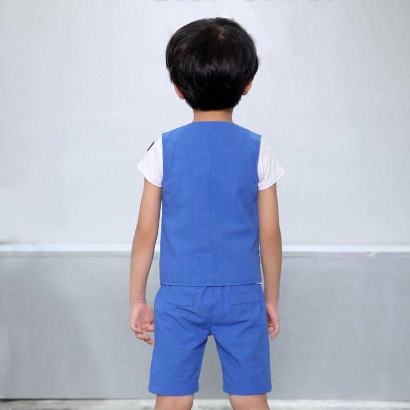Uşaqlar oğlan markası İngiltərə Uşaq Uşaq Yay Düğünləri - Uşaq geyimləri - Fotoqrafiya 2