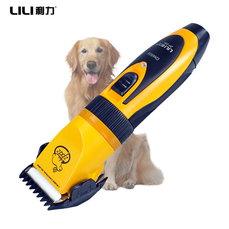 Pet Grooming Kit High Power Electric Pet Hair Clipper Rabbit Cat Dog Hair trimmer rechargeable pet haircut machine 110V-240V pet dog clothes pink rabbit pattern coat