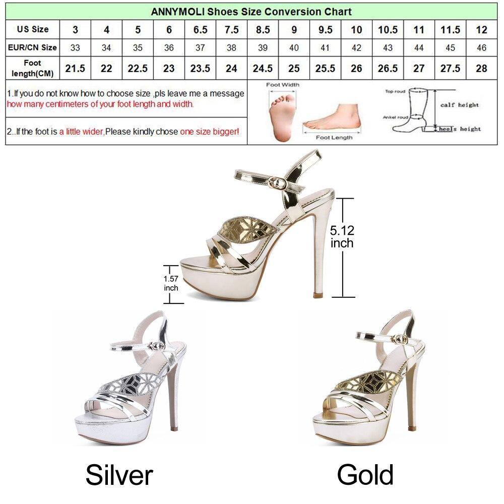 Ukuran Sepatu Heels 4
