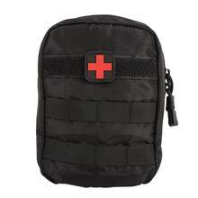 Médico EMT Primeros Auxilios Ifak Pouch Molle Militar Bolsa Bolsas de Utilidad