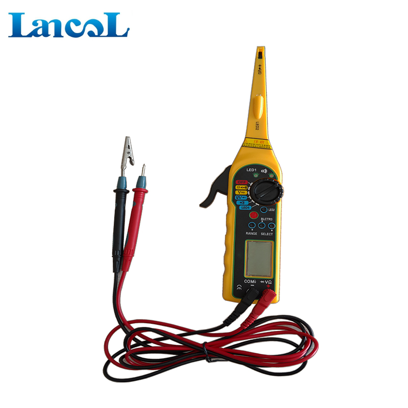 Best Sale MS8211 12v Test Lamp 3 in 1 Car Repair Tool Multi function Auto Circuit Tester Electrical Multimeter Diagnostic Tool