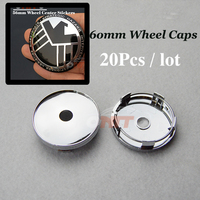 4pcs 20pcs 60mm 2 36inch Pvc Auto Wheel Center Cap For Eagle Logo Car Wheel Center