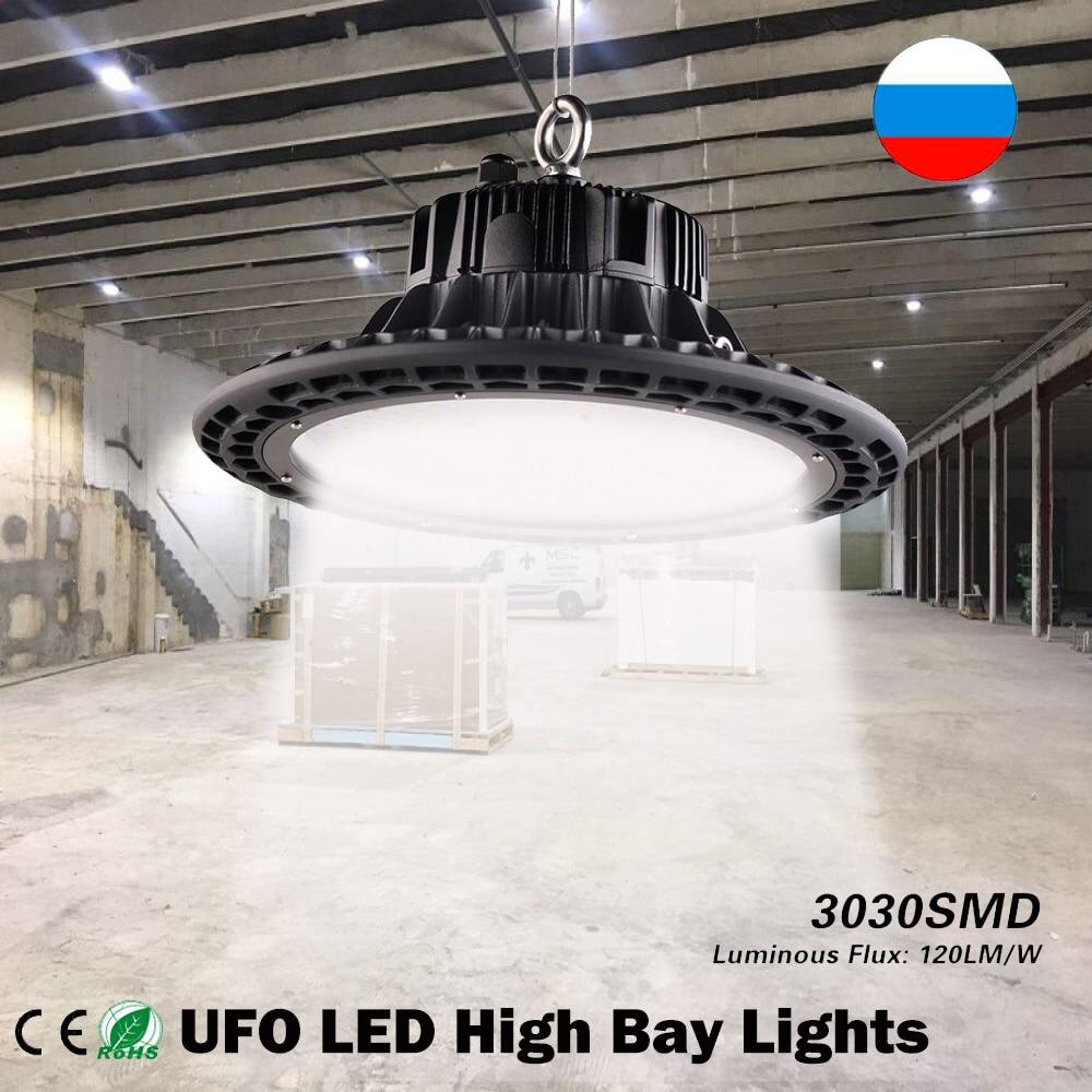 UFO LED High Bay Light 60W/100W/150W/200W Commercial Warehouse Industrial LampUFO LED High Bay Light 60W/100W/150W/200W Commercial Warehouse Industrial Lamp
