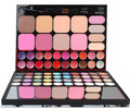 Professional 72Colors Makeup Set Palette Pincel Maquiagem 44 Eye Shadow 4 Blush 4 Powder 20 Lip Gloss