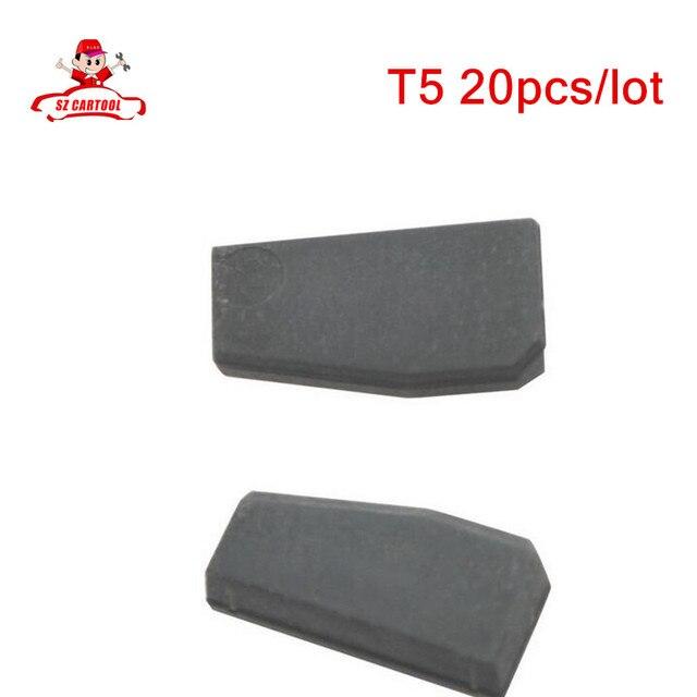 20pcs Lot 2017 Car Transponder Chip T5 Id20 Ceramic T5 Id 20