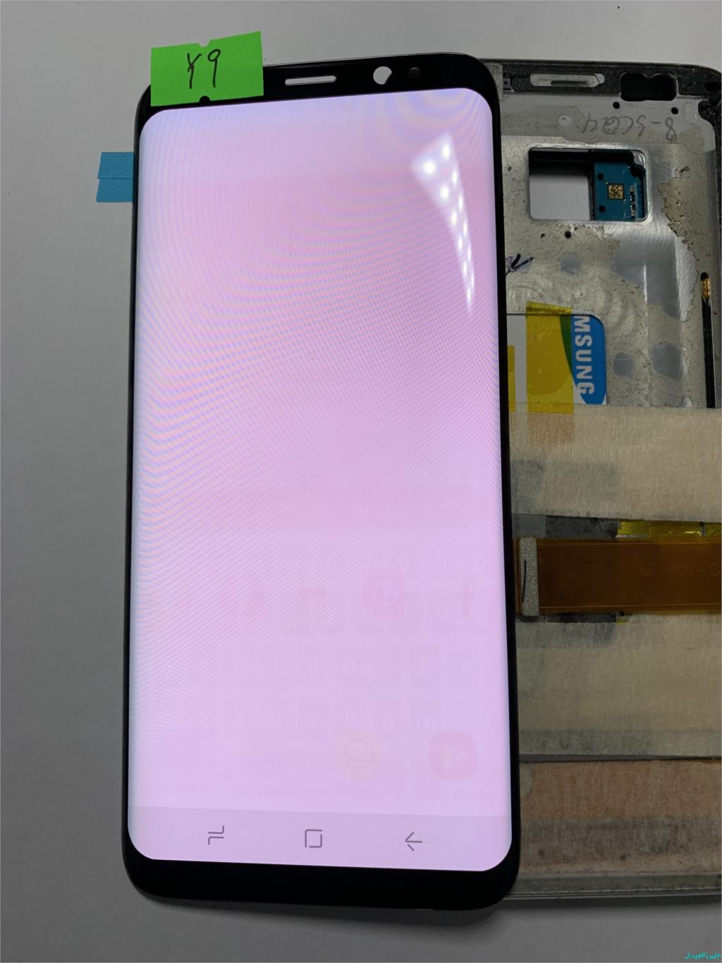 For Samsung Galaxy S8 S8 plus G950 G950F G950U G955f G955fd Burn in Shadow Lcd Display