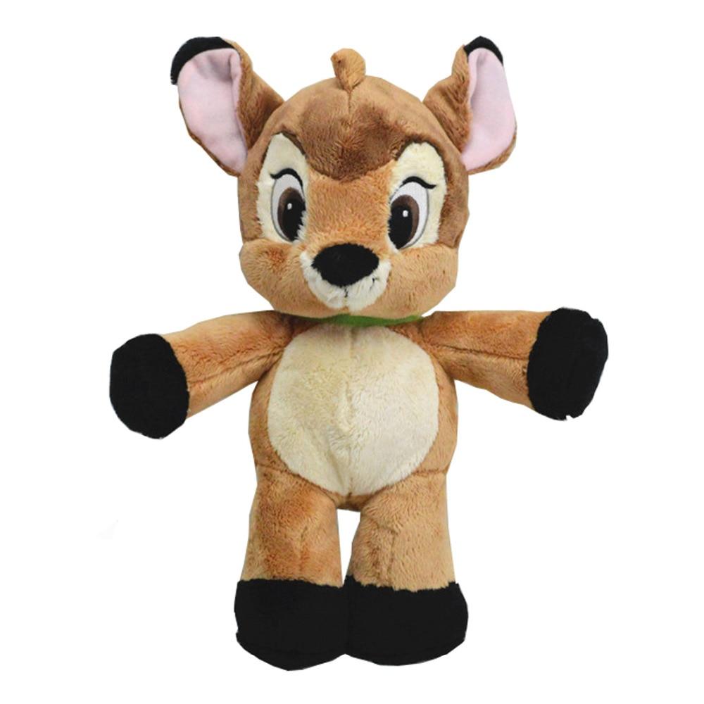 Baby Kids Doll Gift Plush Toy, 30cm Standing Bambi Plush Toy