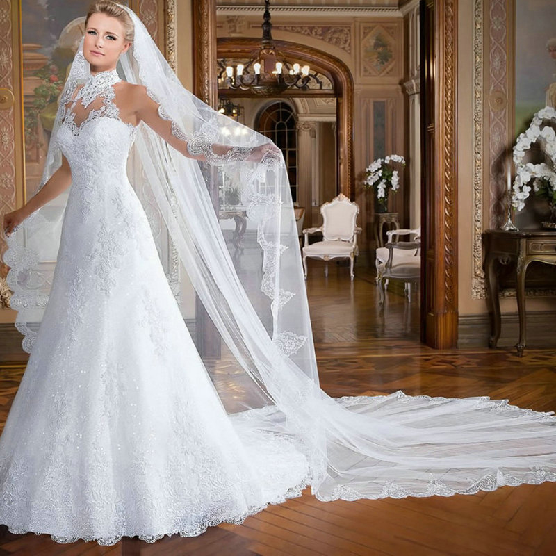sexy backless wedding dresses high neck beaded lace appliques vintage vestidos bandage celebrities lace designer wedding