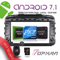 WANUSUAL 9 ''Android 7.1 Giocatori di Navigazione GPS per KIA Sorento 2015 Auto Amplificatore ram 2G 16G Plug & Play Car Multimedia 3G PC