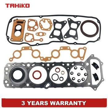 Jeu de joints de culasse VRS pour camion Nissan NA20S D21 D22 pick-up 2.0L 8 V, 10101-79P27
