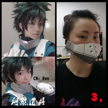 Izuku Midoriya Cosplay Mask