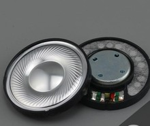 40mm speaker HIFI Speaker driver ED9 style Titanium film unit 1pair=2pcs