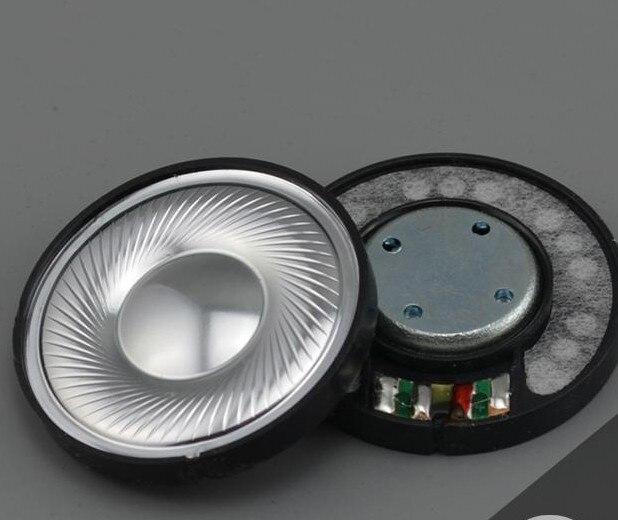 40mm speaker HIFI Speaker driver ED9 style Titanium film unit
