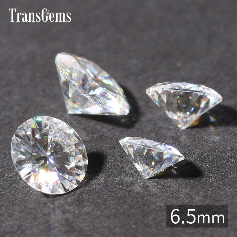 Transgem 1ct carat f colorless round brilliant cut for Lindenwold fine jewelers jewelry showroom price