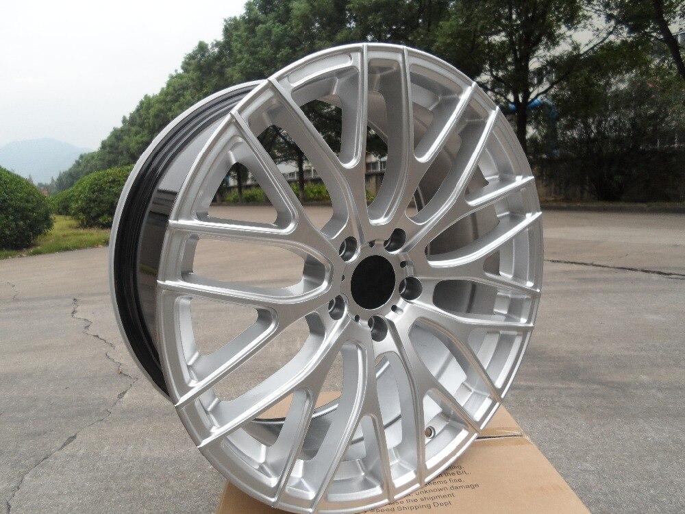 High quality 19x8 5 et35 5x114 3 OEM alloy wheel rims W008