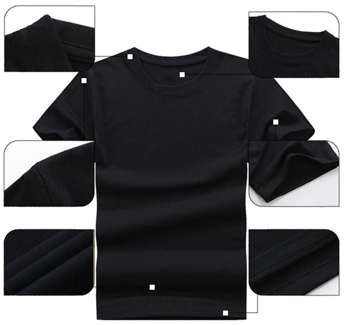 GILDAN I LOVE IT WHEN MY HUSBAND WEARS WHAT I KNIT GREAT GIFT T SHI Brand T-shirt casual top Dress female T-shirt