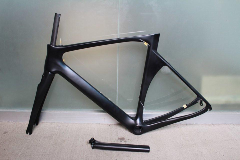 New-Arrival-De-Rosa-SK-T1000-Carbon-Road-Frame-UD-Carbon-Frame-BB386-Road-Bike-Frame