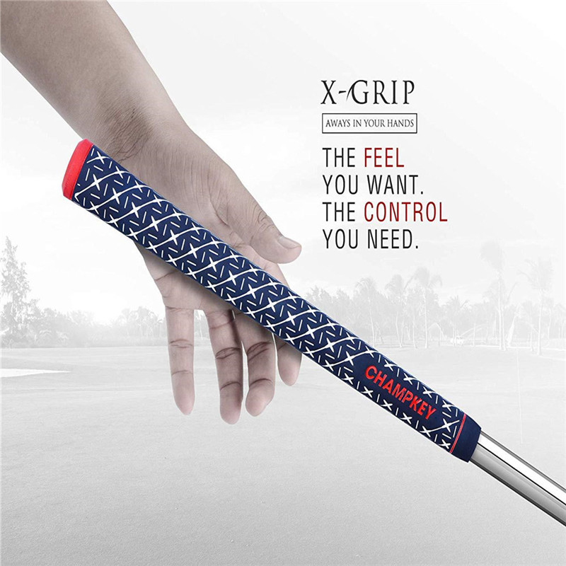 American Lightning Pattern Classic Golf Club Grips Iron Wood Rod Universal Environmental Protection Rubber Club Making Products-in Club Grips from Sports & Entertainment