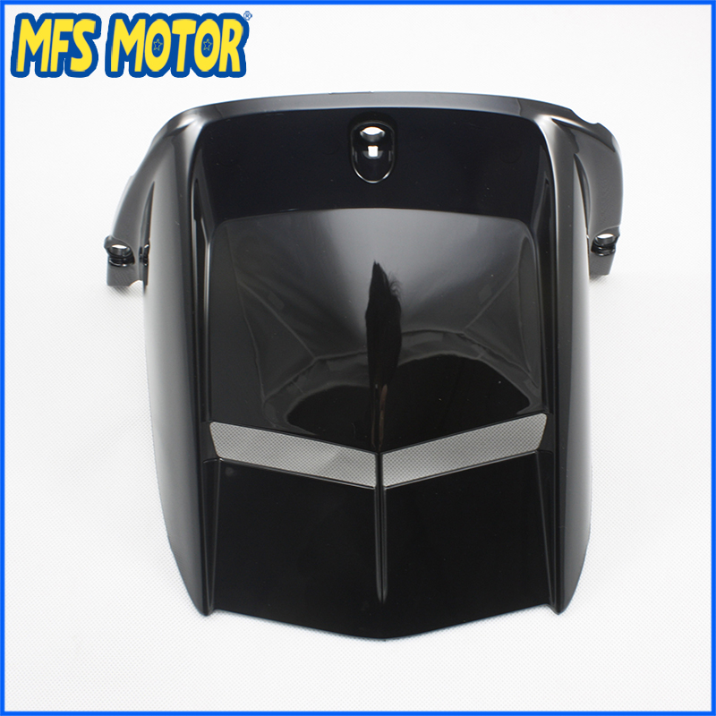 Freeshipping Rear Fender guard FAIRING ABS For Yamaha YZF R6 2006 2007 Black Motorcycle rear fender fairing set rear protecter mud dust guard fender chain guard for yamaha yzf r25 r3 2013 2014 2015 2016 rear mud