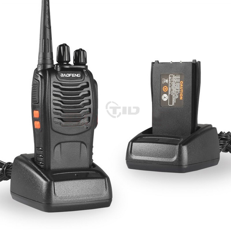 10st baofeng bf-888s Walkie Talkie 16CH UHF 400-470MHz skinkradio - Walkie talkie - Foto 3