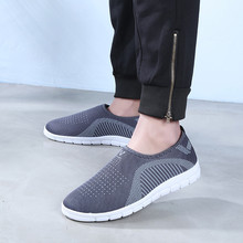 New Stylish Shoes For Man Casual Slip-on Sport Man