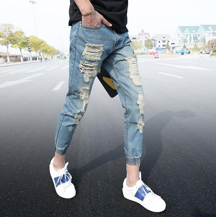 High Quality Designer Ripped Jeans Men-Buy Cheap Designer Ripped ...