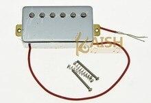 Chrome LP Guitar Humbucker NECK Pickup  Ceramic Pickups for LP