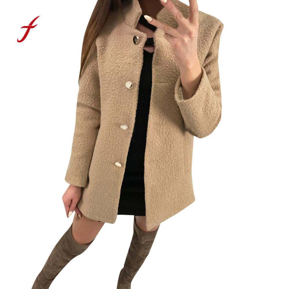 1d78175536b4a Buy wool coat women winter and get free shipping on AliExpress.com