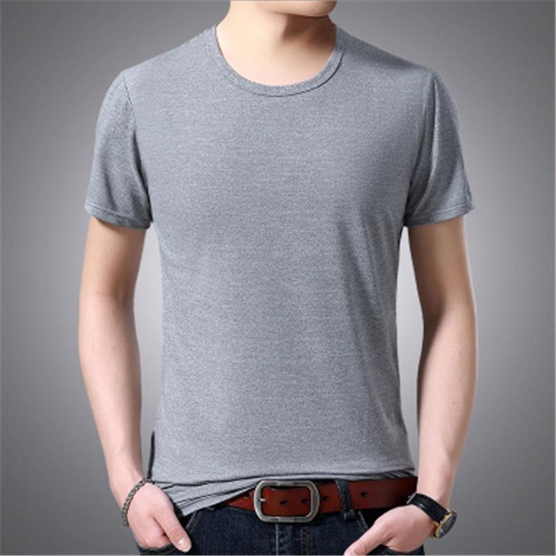4253635727b3 2019 sommer neue kurzarm T-shirt sommer männer rundhals shirt half-ärmeln t- shirt männer t-shirt WJX03 ~ Hot Deal July 2019
