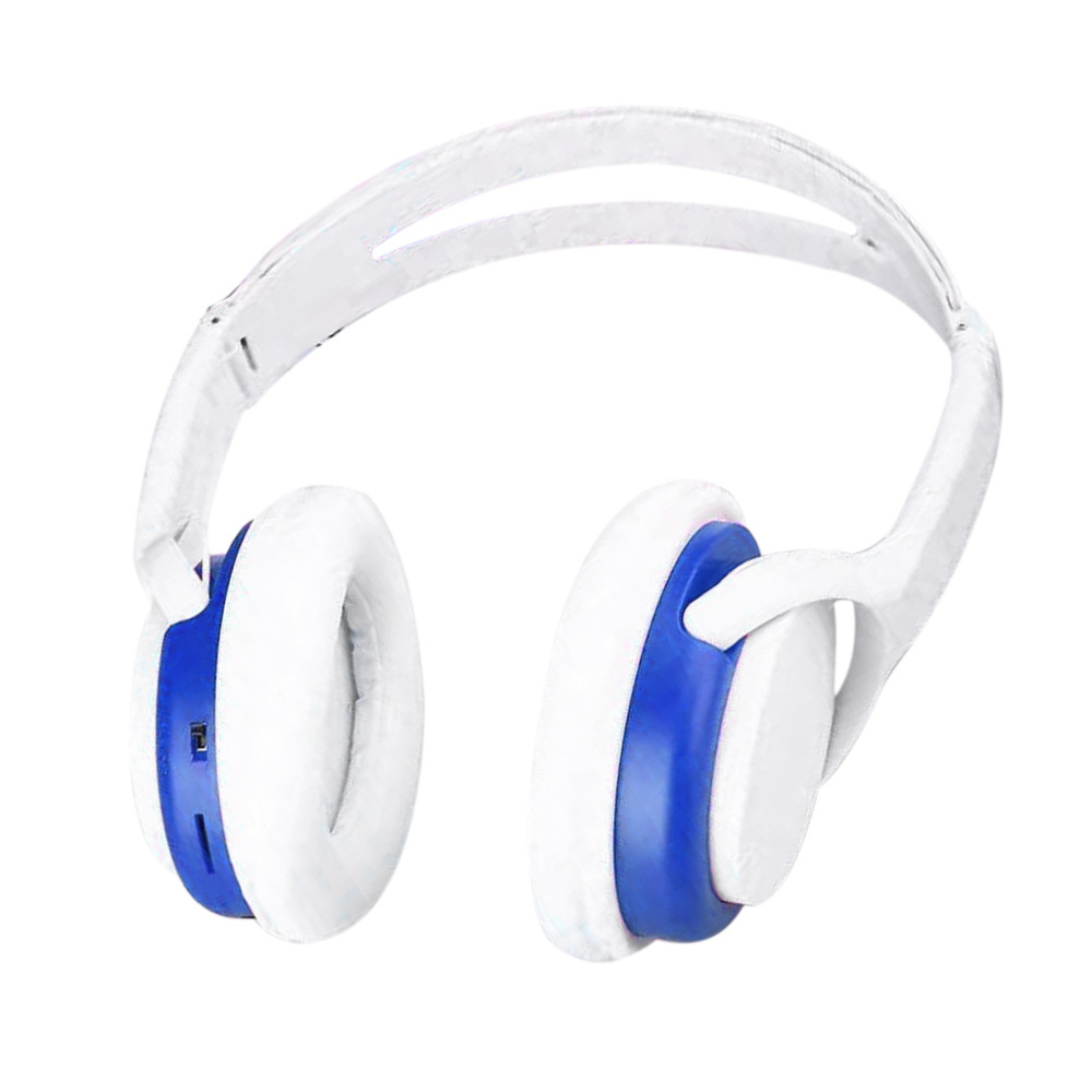 Wireless FM Radio Headphones Headset Noise Cancelling Earphone And FM Radio O.31 4