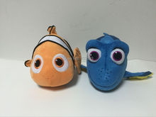 New Arrival 35cm Finding Nemo 2 Finding Dory Clownfish Movies Kids Stuffed Animals Plush Cotton Toys Dolls Anime Gift