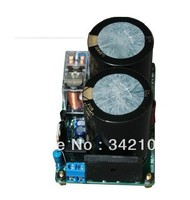 Free Shipping 1pcs HOOD1969 Single Power Supply Board CLC Filter Speaker Mute Function Delay