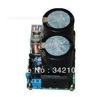 Free Shipping 1pcs HOOD1969 Single Power Supply Board CLC Filter Speaker Mute Function Delay