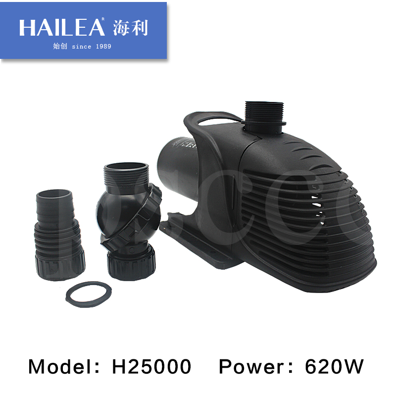 25000L H H 25000 Horticultural pond fountain large flow high head rockery fish pond submersible pump