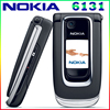Original Nokia 6131 Filp Unlocked Mobile Phone Quad Band Russian Keyboard Free Shipping